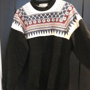 A Bathing Ape (Bape) Winter-Inspired Sweatshirt